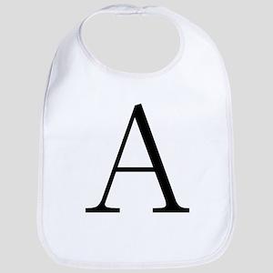 Greek Letter Alpha Bib