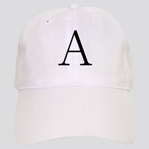Greek Letter Alpha Cap