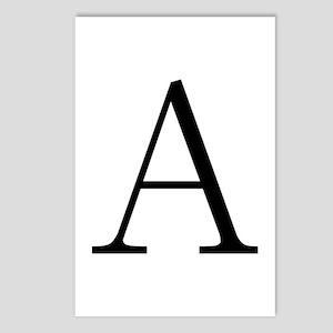 Greek Letter Alpha Postcards (Package of 8)