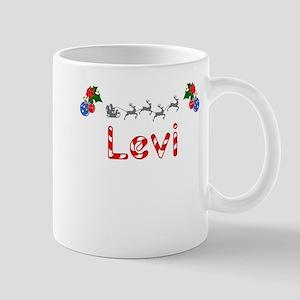 Levi, Christmas Mug