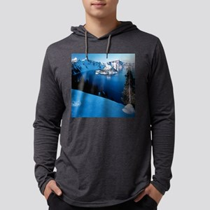 CrtrLake-Winter-Clocks Mens Hooded Shirt