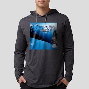 CrtrLake-Winter-Pillow Mens Hooded Shirt
