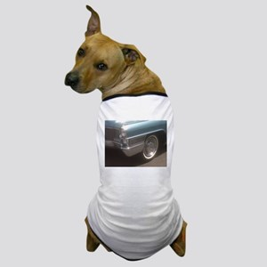 Lincoln Classic Car Dog T-Shirt