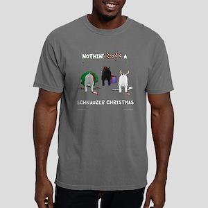 SchnauzerShirtTrans Mens Comfort Colors Shirt