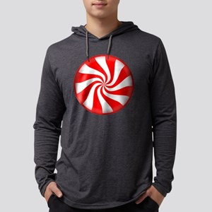Candy whirl Mens Hooded Shirt