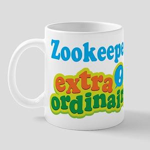 Zookeeper Extraordinaire Mug
