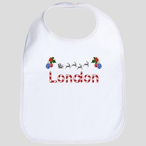 London, Christmas Bib