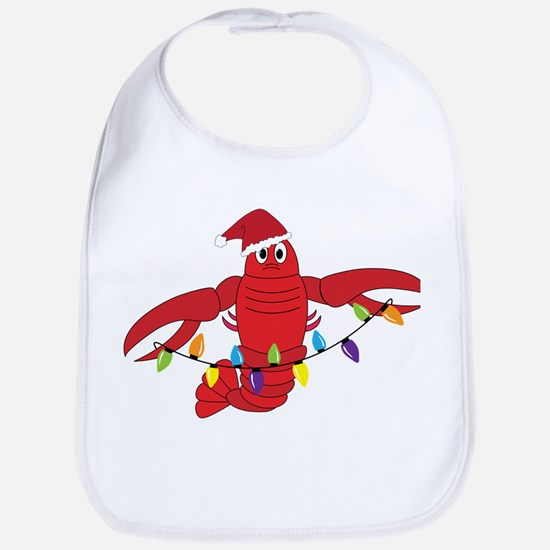 Sandy Claws Bib
