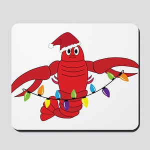 Sandy Claws Mousepad
