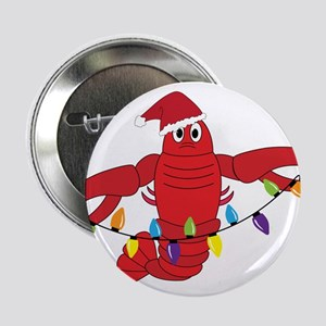 "Sandy Claws 2.25"" Button"