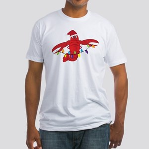 Sandy Claws Fitted T-Shirt