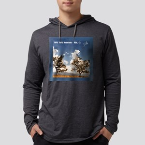 bigskySquareSig Mens Hooded Shirt