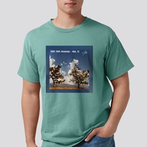 bigskySquareSig Mens Comfort Colors Shirt