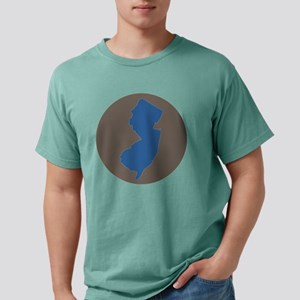nj Mens Comfort Colors Shirt
