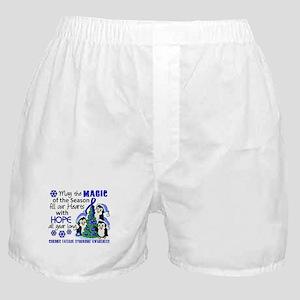 Holiday Penguins CFS Boxer Shorts