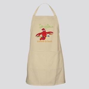 Comin' To Town Apron