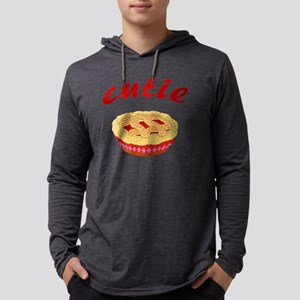 cutie pie Mens Hooded Shirt