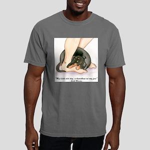 heartbeatbt6x6 Mens Comfort Colors Shirt