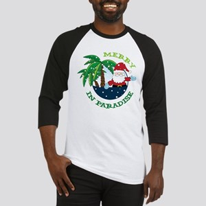 Merry In Paradise Baseball Jersey