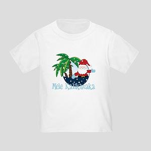 Mele Kalikimaka Toddler T-Shirt