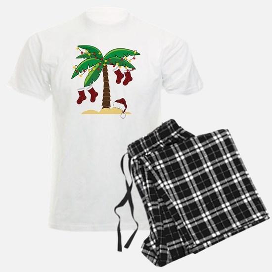 Tropical Christmas Pajamas