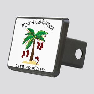 From The Islands Rectangular Hitch Cover