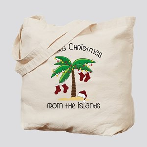 From The Islands Tote Bag