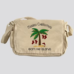 From The Islands Messenger Bag