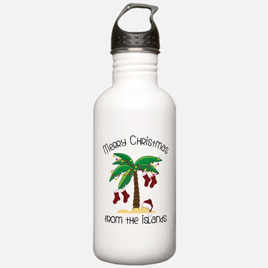 From The Islands Water Bottle