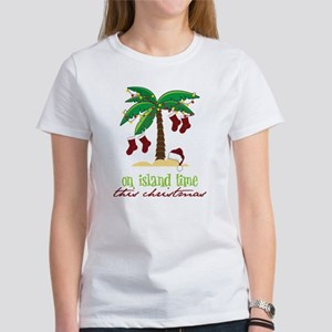 On Island Time Women's T-Shirt