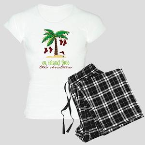 On Island Time Women's Light Pajamas