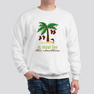 On Island Time Sweatshirt