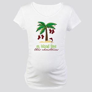 On Island Time Maternity T-Shirt