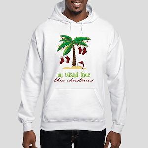 On Island Time Hooded Sweatshirt