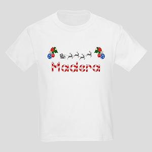 Madera, Christmas Kids Light T-Shirt