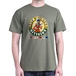 Deer Hunter Division Logo Dark T-Shirt