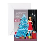Better Spent More On Me Greeting Cards (Pk of 10)