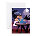 Hide Your Wallet Greeting Cards (Pk of 10)