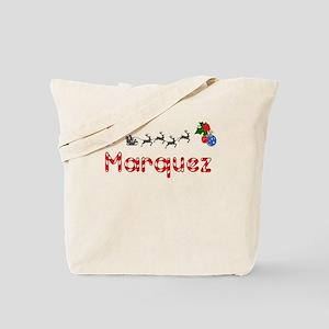 Marquez, Christmas Tote Bag