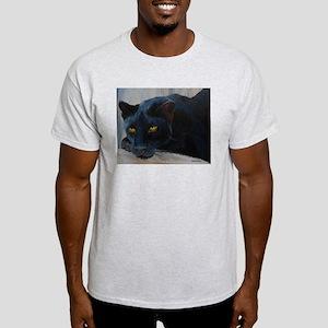Black Cat Light T-Shirt