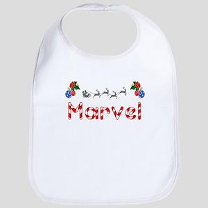 Marvel, Christmas Bib