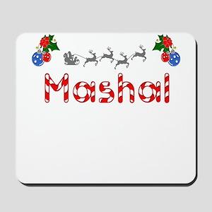 Mashal, Christmas Mousepad