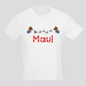 Maul, Christmas Kids Light T-Shirt