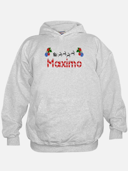 Maximo, Christmas Hoodie