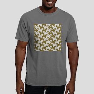Barking Bulldogs Mens Comfort Colors Shirt