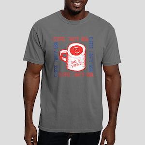 coffeeparty2 Mens Comfort Colors Shirt