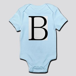 Greek Letter Beta Infant Bodysuit