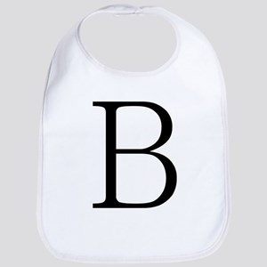 Greek Letter Beta Bib