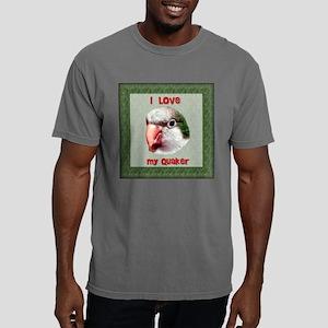 I love my quaker TILE.pn Mens Comfort Colors Shirt