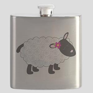 Little Lamb Flask